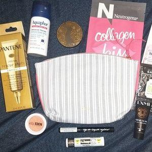 Ipsy Bag w/Beauty Samples Pantene, Tarte